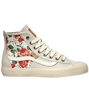 Vans Shoes - NWB Vans *Limited Edition* Leila Floral High Tops